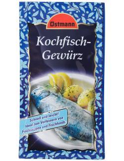 Ostmann Kochfisch-Gew�rz  (15 g) - 4002674122367