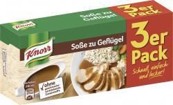 Knorr So�e zu Gefl�gel  (3 x 0,25 l) - 4000400117151