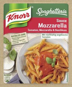Knorr Spaghetteria Sauce Mozzarella  (250 ml) - 4000400126337