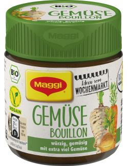 Maggi NaturPur Bio Gemüsebrühe  (8 l) - 7613031343676