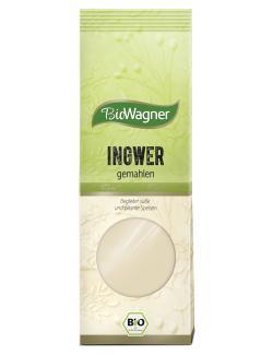 BioWagner Ingwer gemahlen  (60 g) - 4001639103212