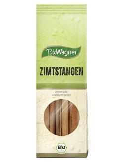 BioWagner Zimtstangen  (12 St.) - 4001639103830
