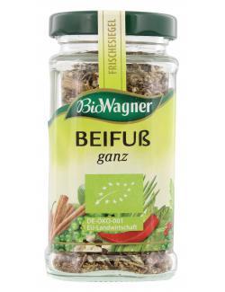 BioWagner Beifu� ganz  (15 g) - 4001639101058