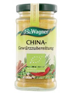 BioWagner China Gew�rzzubereitung  (60 g) - 4001639101119
