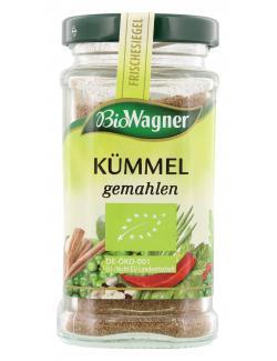 BioWagner K�mmel gemahlen  (45 g) - 4001639101379