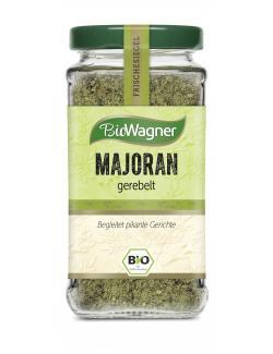 BioWagner Majoran gerebelt  (15 g) - 4001639101478