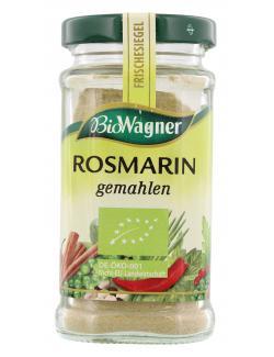 BioWagner Rosmarin gemahlen  (30 g) - 4001639101836