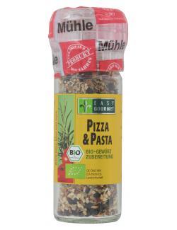 Easy Gourmet Bio Gewürzmühle Pizza & Pasta  (54 g) - 4250115713074