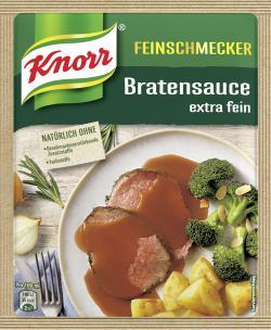 Knorr Feinschmecker Bratensauce extra fein  (250 ml) - 8722700643760