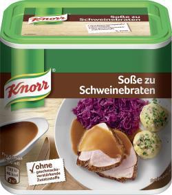 Knorr So�e zu Schweinebraten  (2,25 l) - 8722700644620