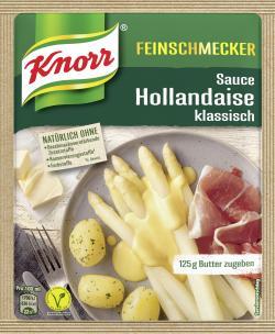 Knorr Feinschmecker Sauce Hollandaise klassisch  (250 ml) - 4038700114082
