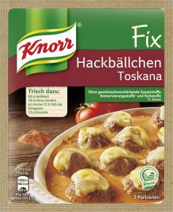 Knorr Fix Hackb�llchen Toscana  (43 g) - 4000400127532