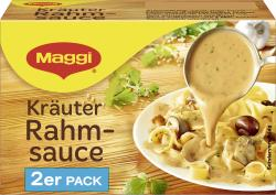 Maggi Kr�uter-Rahm Sauce  (2 x 0,25 l) - 7613032581770
