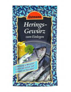 Ostmann Herings-Gewürz  (15 g) - 4002674123630