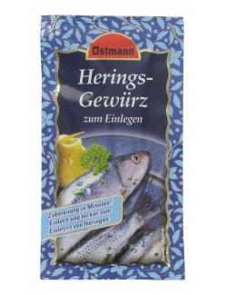 Ostmann Herings-Gew�rz  (15 g) - 4002674123630
