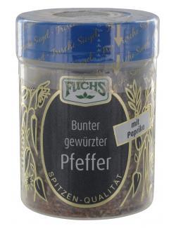 Fuchs Bunter Gewürzter Pfeffer mit Paprika  (60 g) - 4027900119133