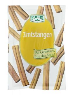 Fuchs Zimtstangen ganz  - 4027900281557