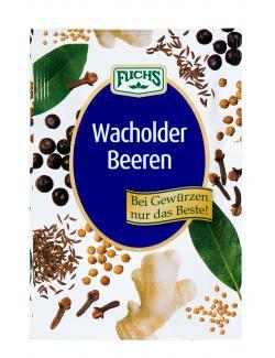 Fuchs Wacholder Beeren  (12,50 g) - 4027900286002