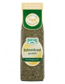 Fuchs Bohnenkraut gerebelt  (30 g) - 4027900241308
