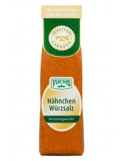 Fuchs Hähnchen Würzsalz  (100 g) - 4027900206499