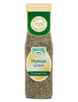 Fuchs Thymian gerebelt Nachf�llbeutel  (25 g) - 4027900245801