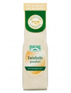 Fuchs Zwiebeln granuliert  (80 g) - 4027900246358