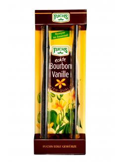 Fuchs Echte Bourbon Vanille Schoten  (2 St.) - 4027900915940
