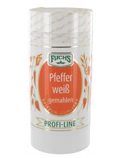 Fuchs Pfeffer wei� gemahlen  (175 g) - 4027900194727
