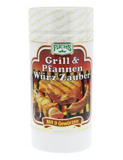 Fuchs Grill und Pfanne W�rz Zauber  (150 g) - 4027900192525