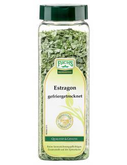 Fuchs Estragon gefriergetrocknet - MHD 31.12.2016  (50 g) - 4027900609054
