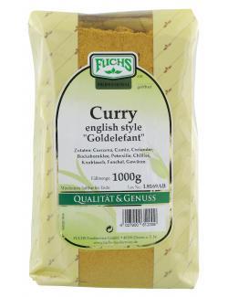 Fuchs Curry Goldelefant  (1 kg) - 4027900612009