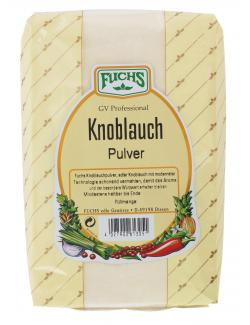 Fuchs Knoblauchpulver gemahlen  (1 kg) - 4027900613051