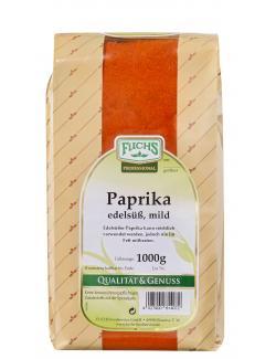 Fuchs Paprika edels�� mild  (1 kg) - 4027900614072