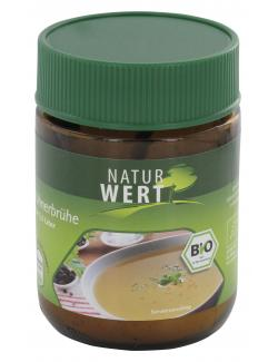 NaturWert Bio Hühnerbrühe  (110 g) - 4250780308018