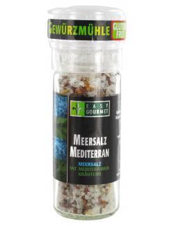 Easy Gourmet Gewürzmühle Meersalz Mediterran  (85 g) - 4250115711414