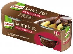 Knorr Sauce Pur Bratensauce  (112 g) - 8712566263653