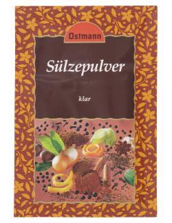 Ostmann Sülzepulver klar  (20 g) - 4002674127812