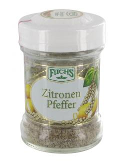 Fuchs Zitronen Pfeffer  (55 g) - 4027900254766