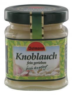 Ostmann Knoblauch fein gerieben  (70 ml) - 4002674288544