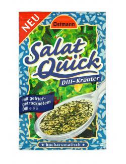 Ostmann Dill-Kr�uter Salat Quick  (5 x 10 g) - 4002674129519