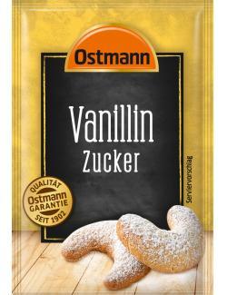 Ostmann Vanillin Zucker  (5 x 8 g) - 4002674319217