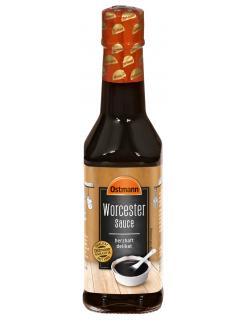Ostmann Worcester Sauce  (150 ml) - 4002674317121