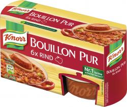 Knorr Bouillon Pur Rind  (6 x 0,50 l) - 8712566361472