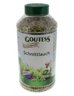 Goutess Schnittlauch  (2 l) - 4002874751497