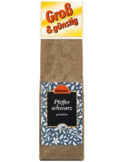 Ostmann Pfeffer schwarz gemahlen  (200 g) - 4002674178616