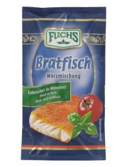 Fuchs Bratfisch W�rzmischung  (30 g) - 4027900282301