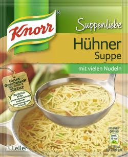 Knorr Suppenliebe H�hner Suppe  - 8712566332137