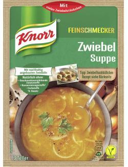 Knorr Feinschmecker Zwiebel Suppe  - 8712566404773