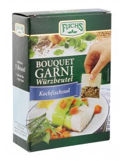 Fuchs Bouquet Garni W�rzbeutel Kochfischsud  - 4027900210205