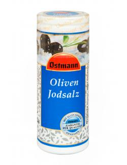 Ostmann Oliven Jodsalz - MHD 31.12.2016  (85 g) - 4002674181258